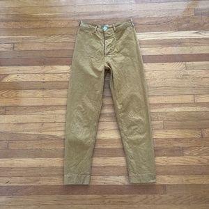 Jesse Kamm Ranger Pants Tobacco 6